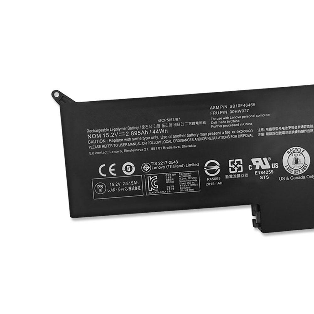 Lenovo ThinkPad Yoga X380)20LH000SGE)laptop akku