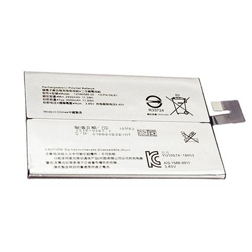 3.85V/4.4V Sony 12390586-00 Akku