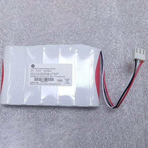 175-8121 6.4Ah/69.12Wh 10.8V/12.6V laptop akkus