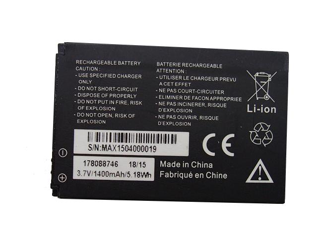 18W 1400mAh/5.18Wh 3.7DVC laptop akkus