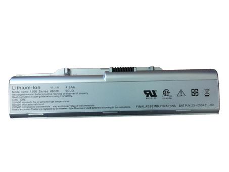 23-050430-00 4.8Ah 11.1V laptop akkus