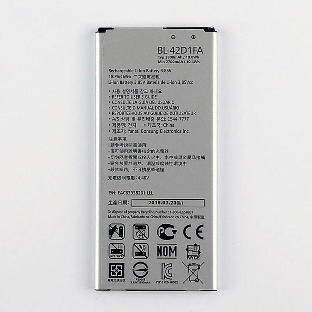 3.85V/4.4V LG BL-42D1FA Akku