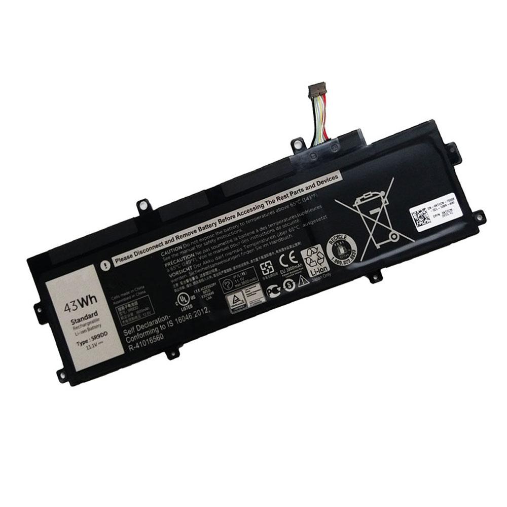 11.1V Dell 5R9DD Akkus