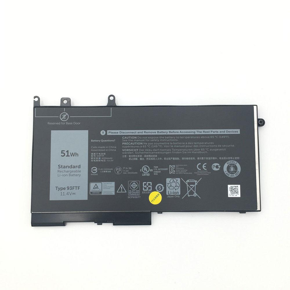 11.4V Dell D4CMT Akkus