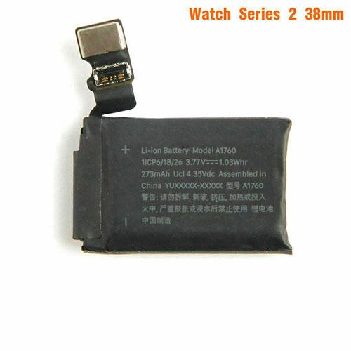 3.77V/4.35V Apple A1760 Akku