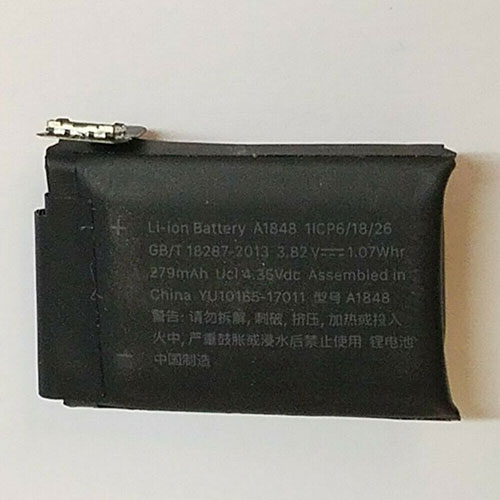 3.72V/4.35V Apple A1848 Akkus