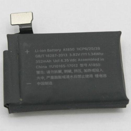 3.72V/4.35V Apple A1850 Akkus
