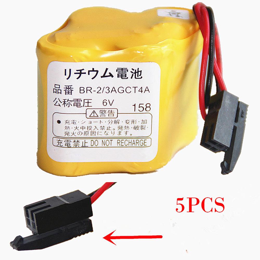 BR-2/3AGCT4A 4400mAh 6V laptop akkus