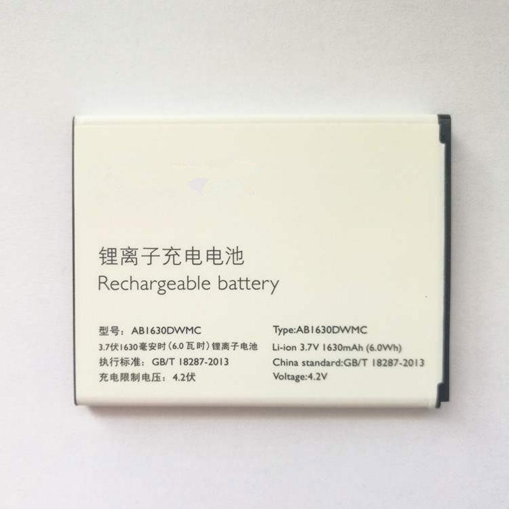 AB1630DWMCSmartphone akku