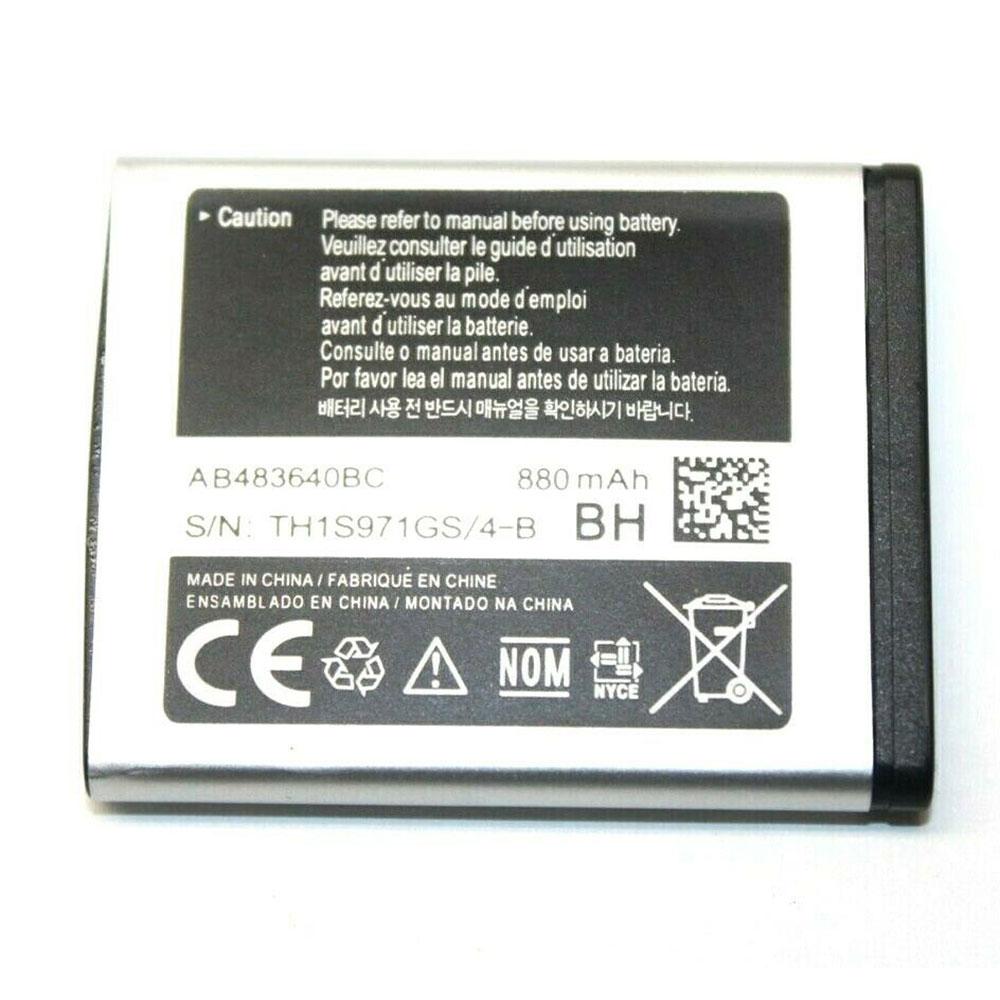 3.7V/4.2V Samsung AB483640BC Akku