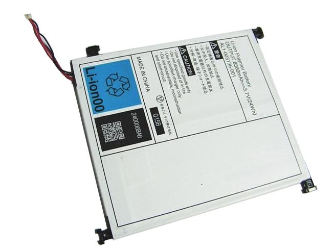 3.7V NEC AL1-003136-001 Akkus
