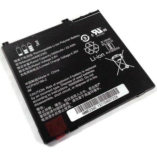 3.8V/4.45V Fujitsu AMME2360 Akkus
