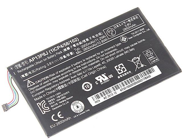 3.8V Acer AP13P8J Akkus
