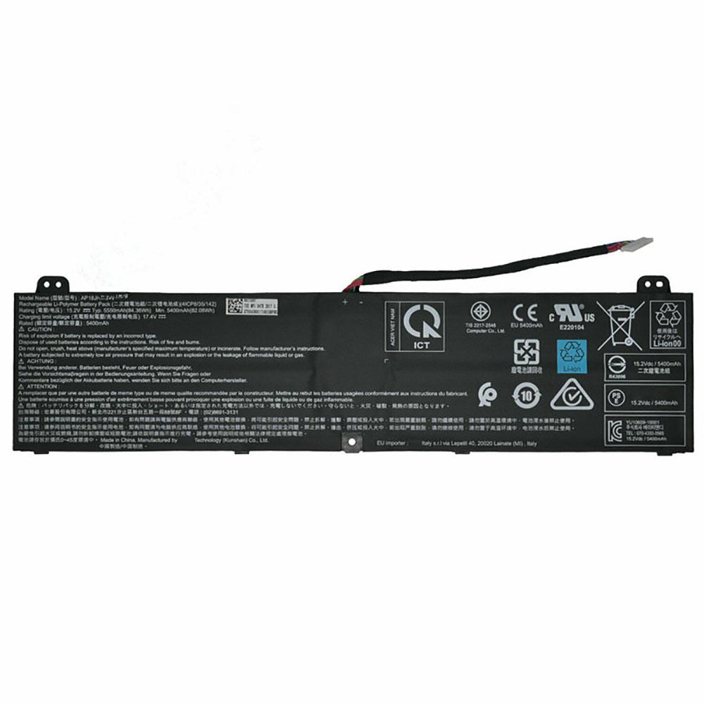 15.2V Acer AP18JHQ Akkus