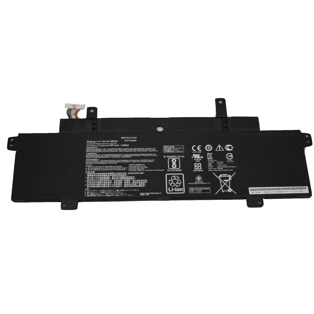 C300 48Wh 11.4V laptop akkus