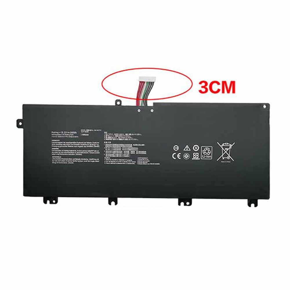 B41N1711 64Wh/4240mAh 15.2V laptop akkus