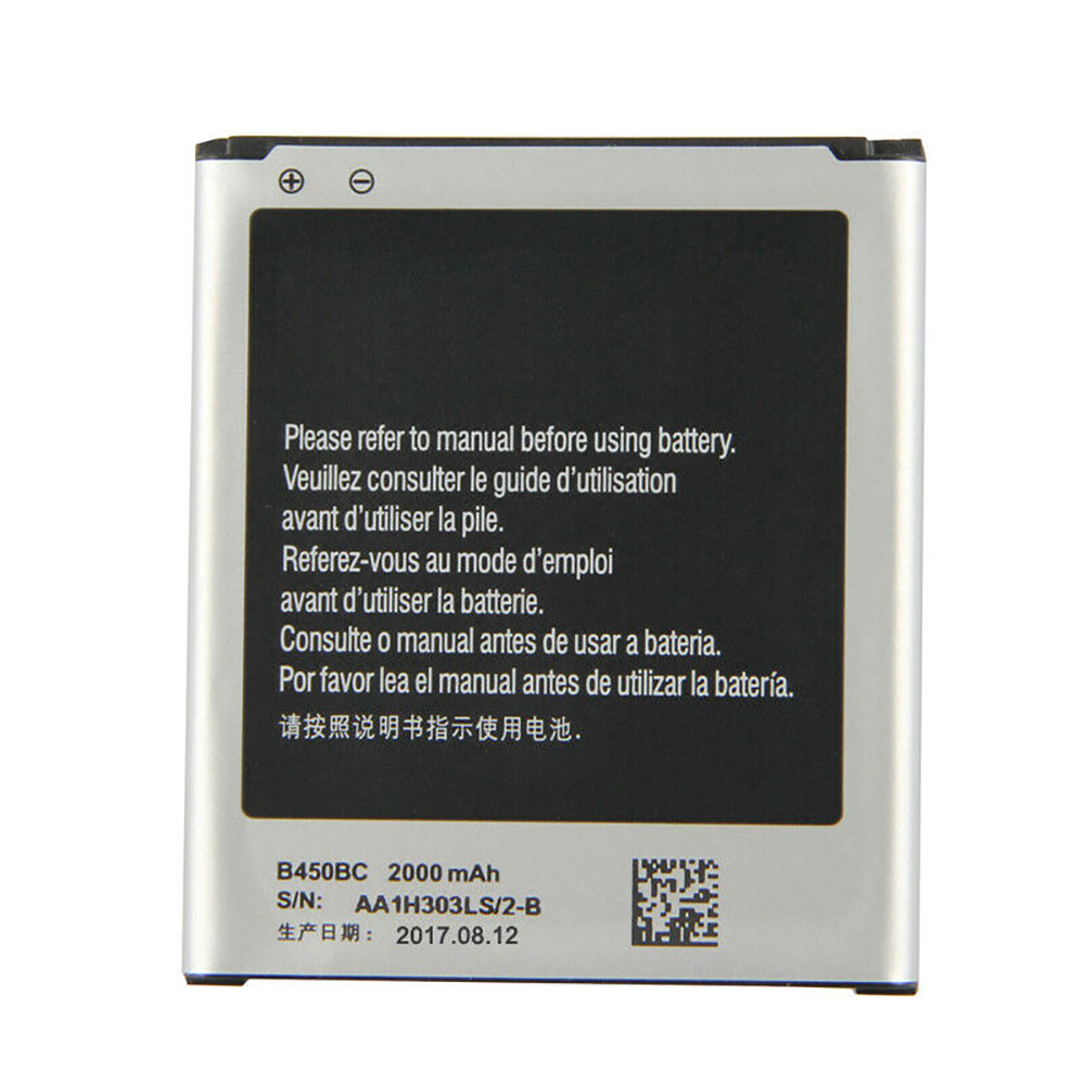 3.8V/4.35V Samsung B450BC Akkus