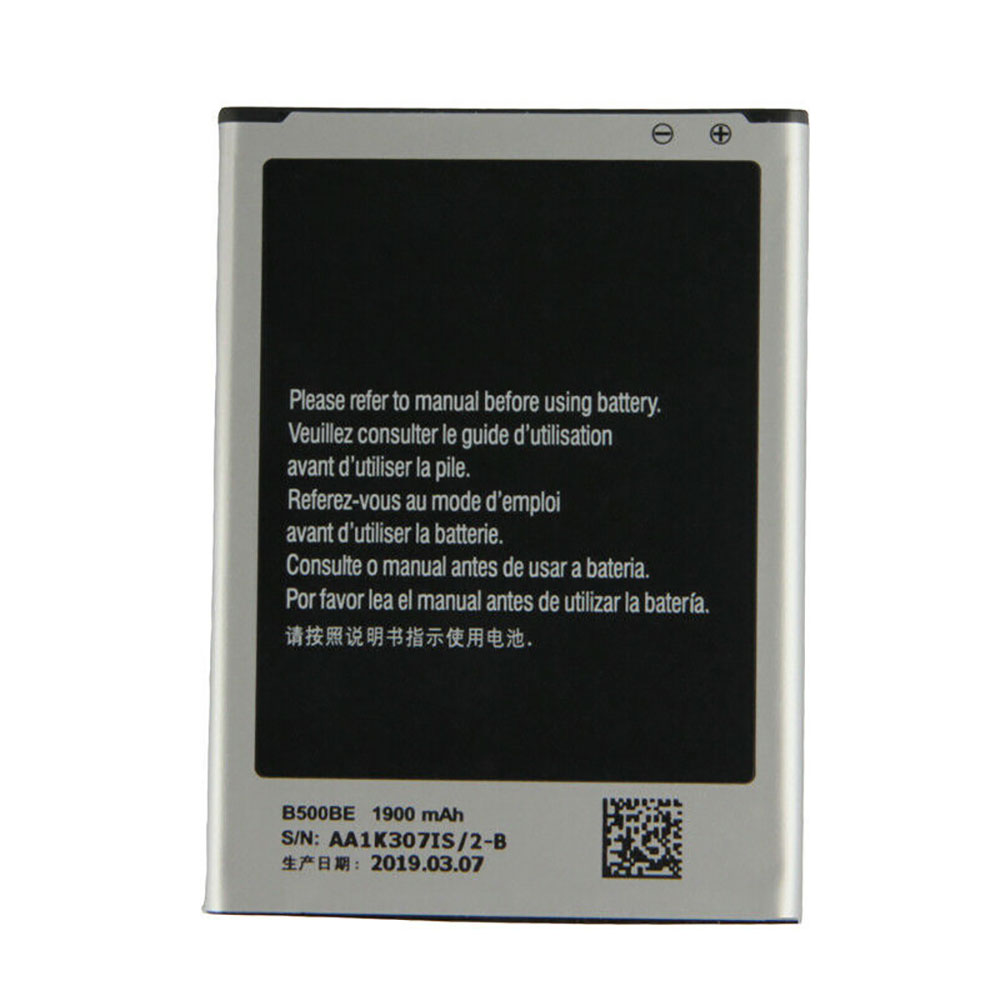 3.8V/4.35V Samsung B500AE Akkus