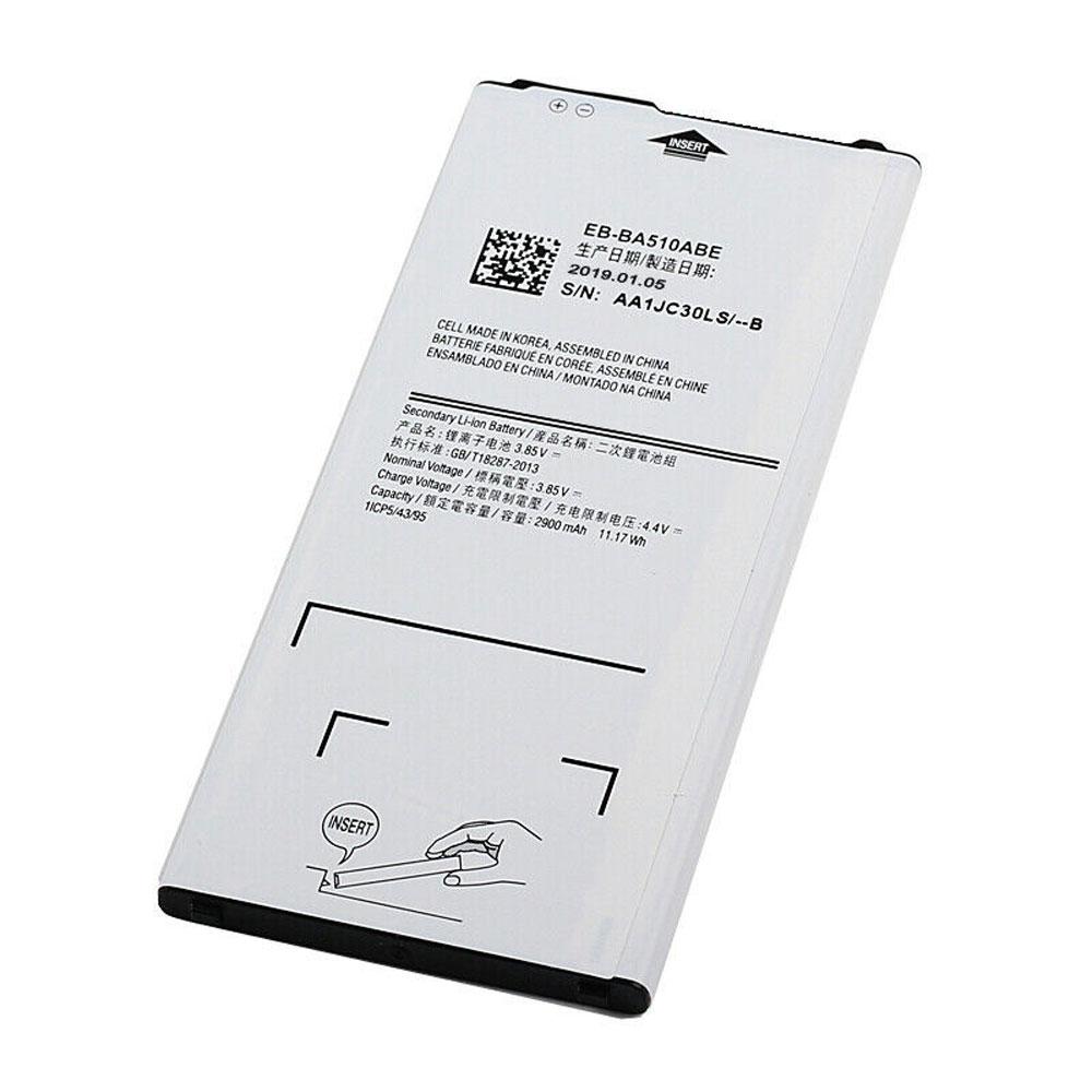 3.85V/4.4V Samsung EB-BA510ABE Akku