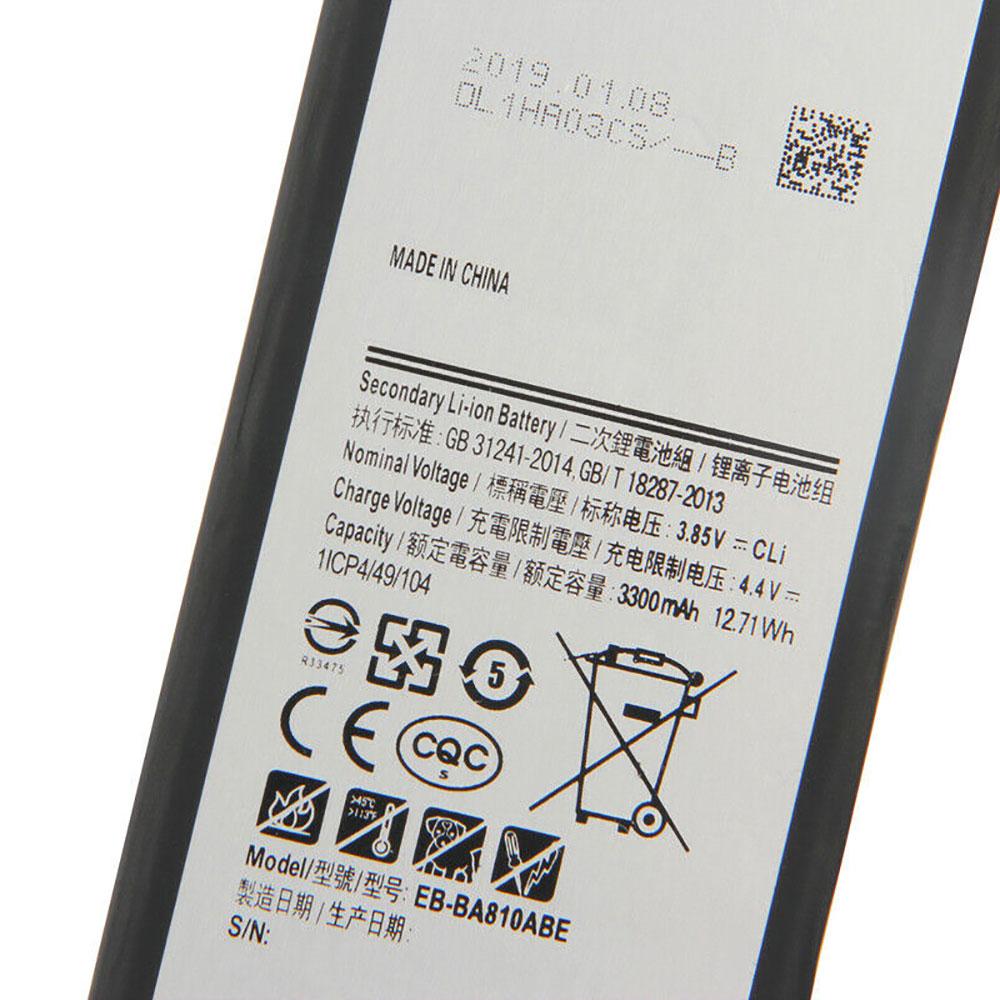 Samsung GALAXY A8 2016 A810F A811handys akku