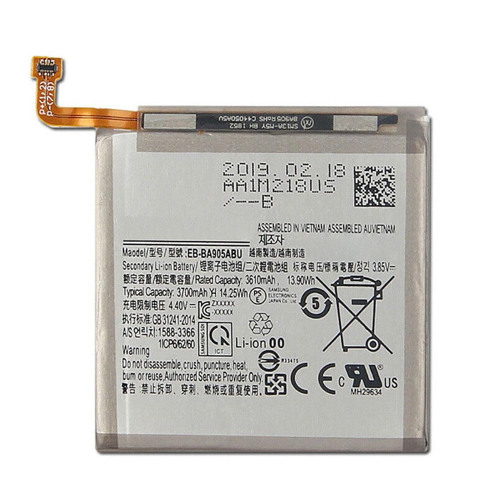 3.85V/4.4V Samsung EB-BA905ABU Akkus