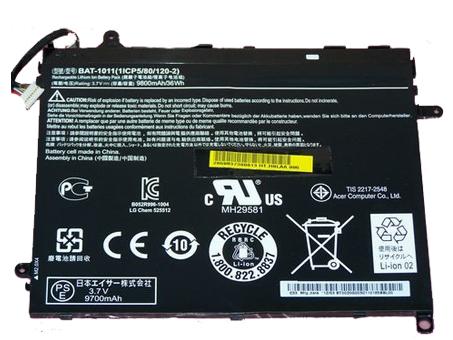 3.7V Acer BAT-1011 Akkus