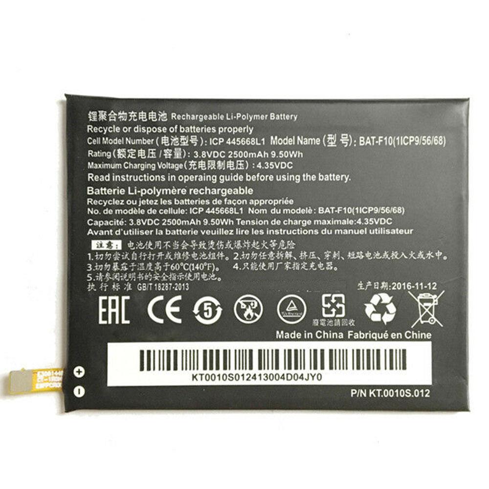 3.8V/4.35V Acer BAT-F10 Akku