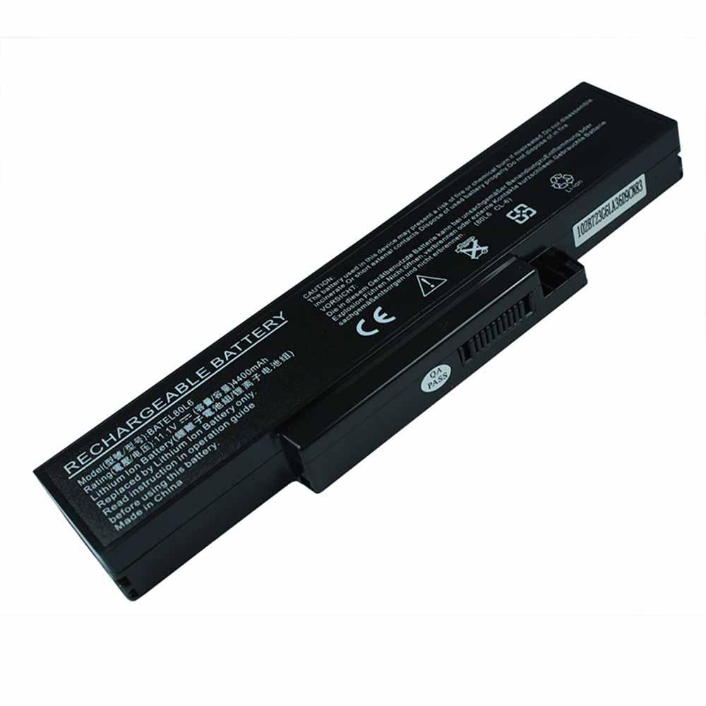 11.1V Dell BATEL80L6 Akku