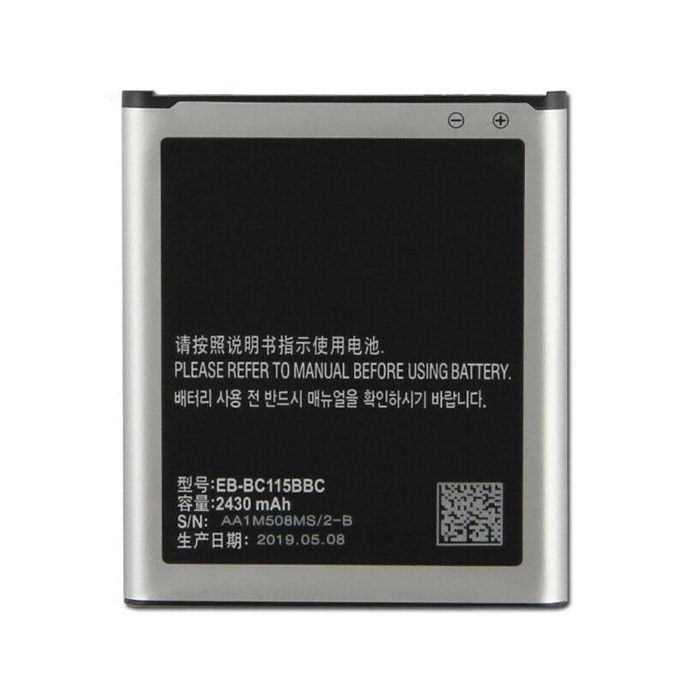 3.8V/4.35V Samsung EB-BC115BBC Akkus