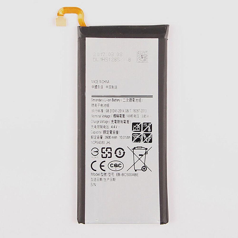 3.85V/4.4V Samsung EB-BC500ABE Akkus
