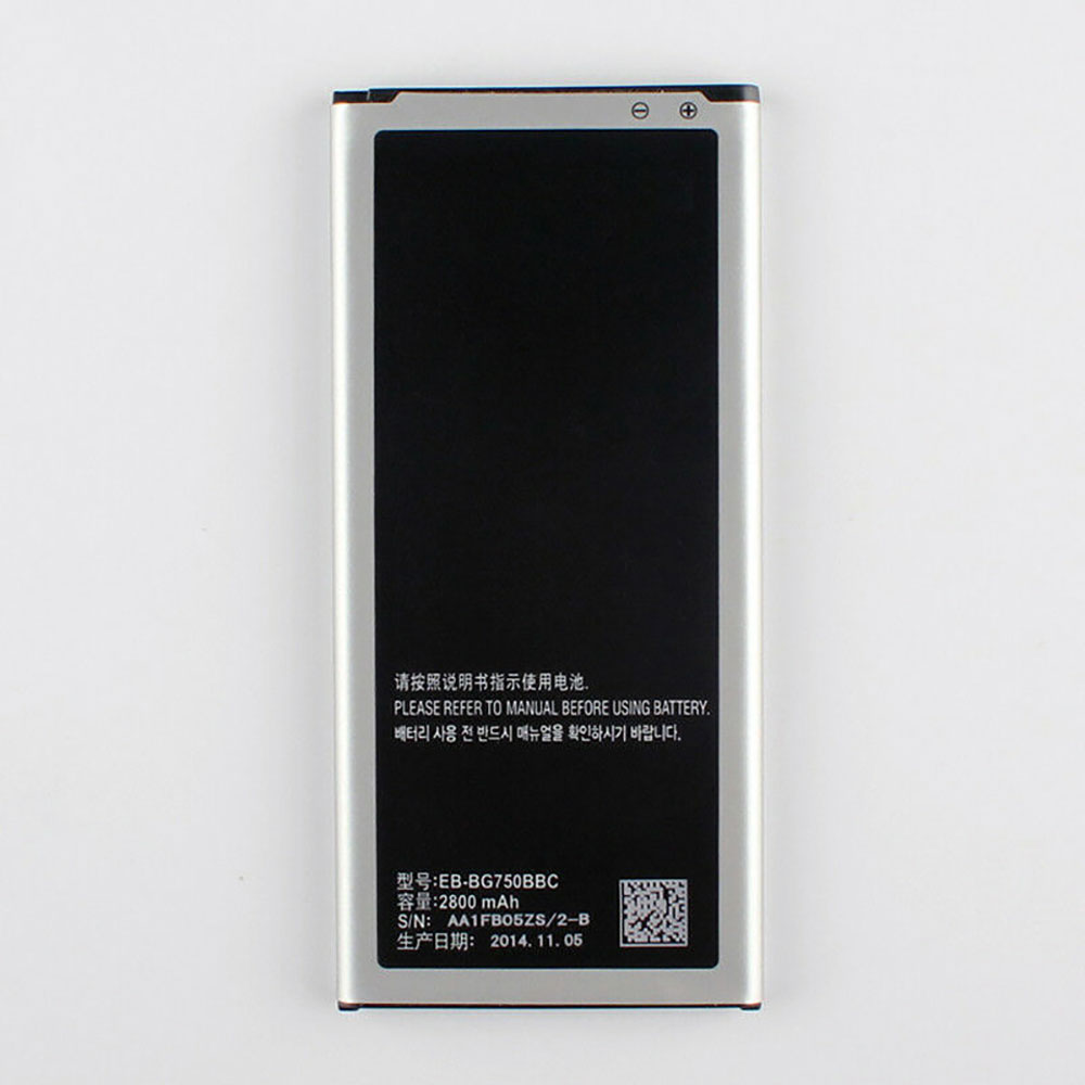 3.8V/4.35V Samsung EB-BG750BBC Akkus
