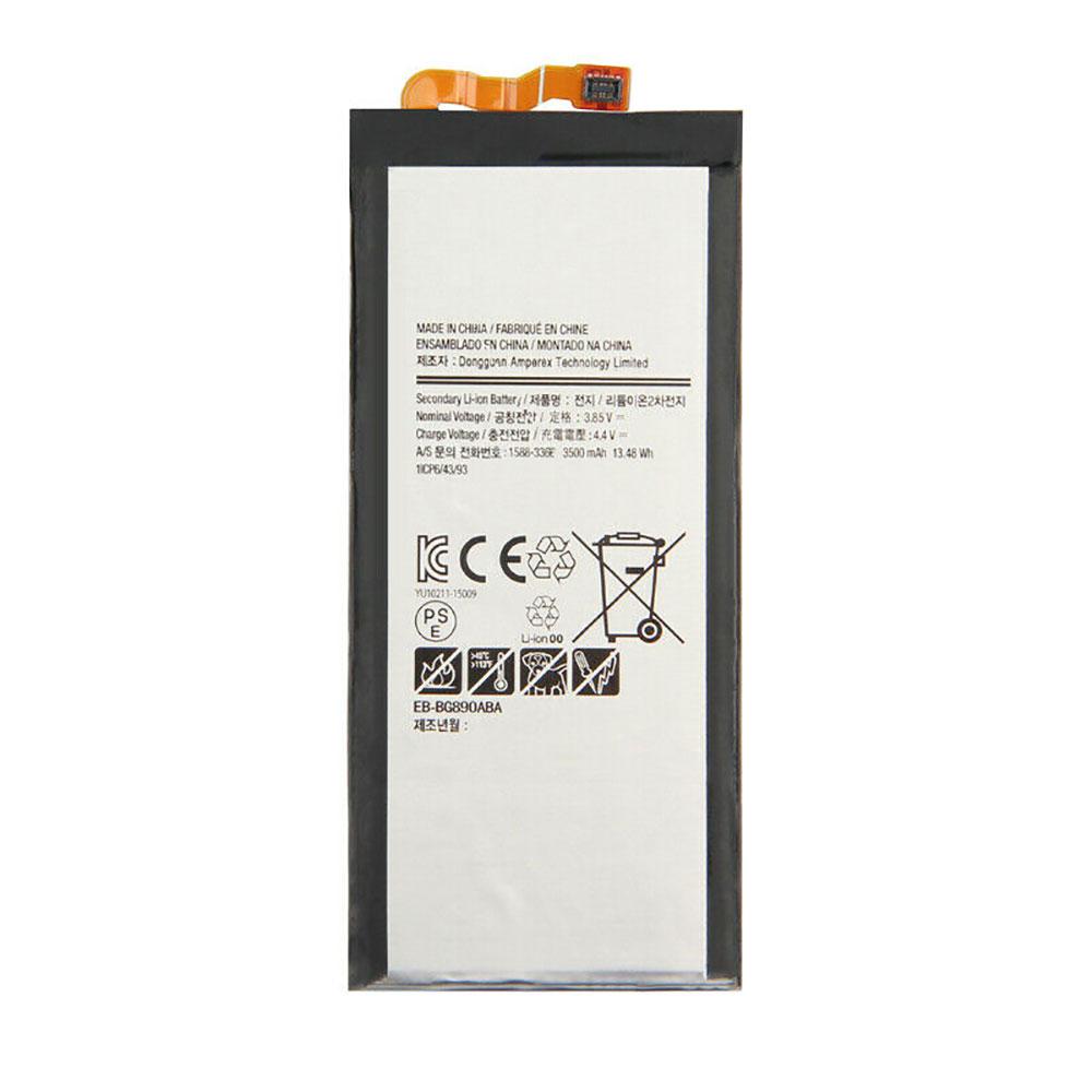3.85V/4.4V Samsung EB-BG890ABA Akkus