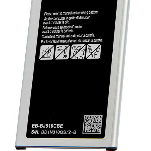 3.85V/4.4V Samsung EB-BJ510CBE Akku