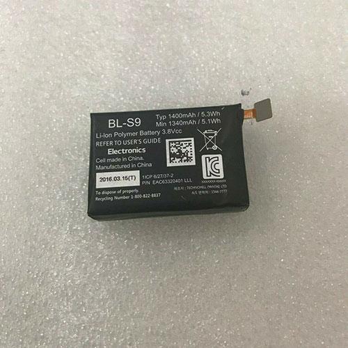 3.8V LG BL-S9 Akku