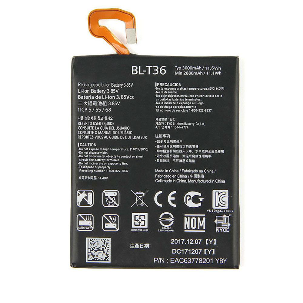 3.85V/4.40V LG BL-T36 Akku