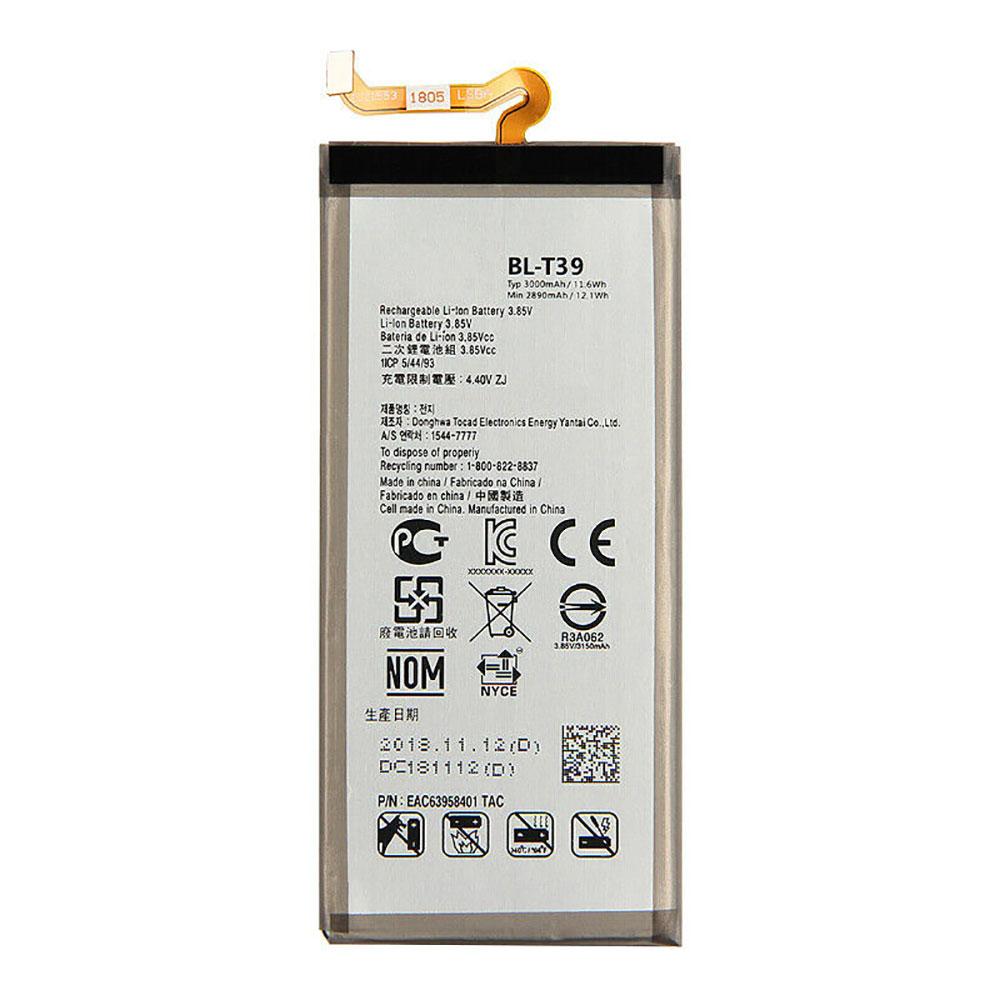 3.85V/4.40V LG BL-T39 Akku