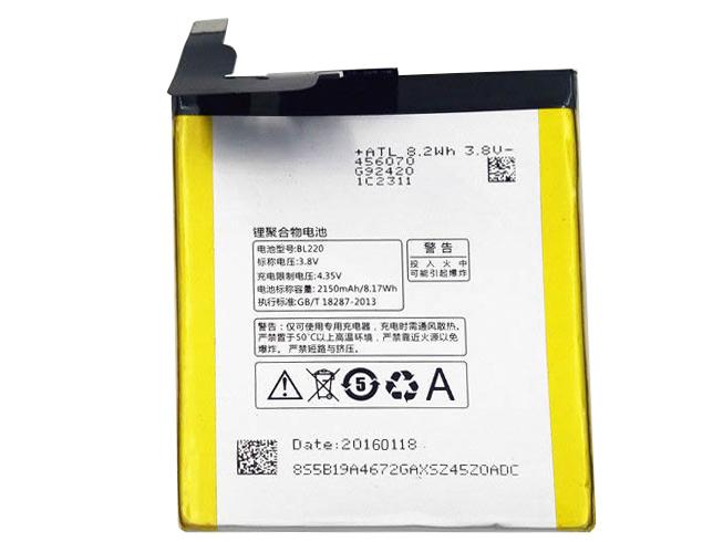 3.8V Lenovo BL220 Akkus