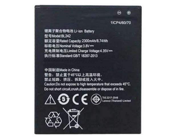 BL242 2300mAh/8.74WH 4.35V laptop akkus