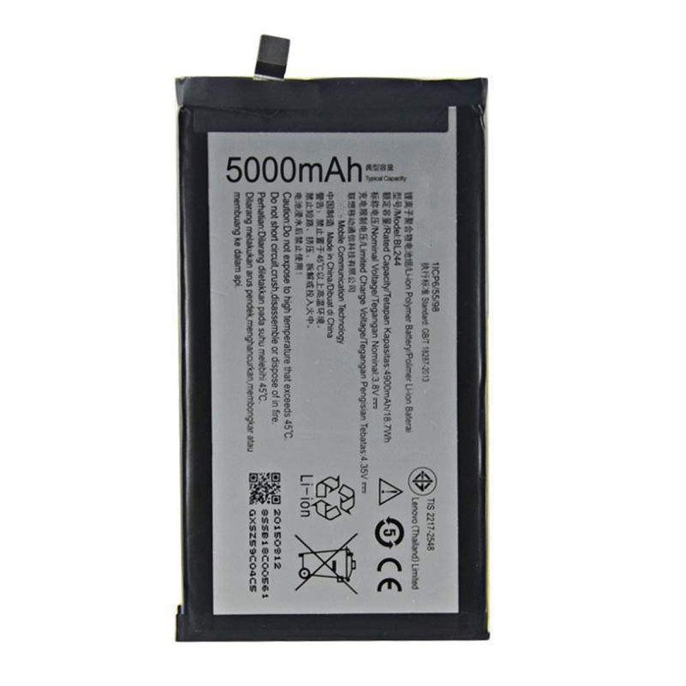 3.8V/4.35V Lenovo BL244 Akkus