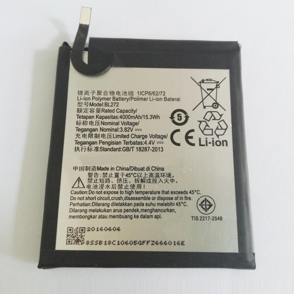 3.8V/4.35V Lenovo BL272 Akkus