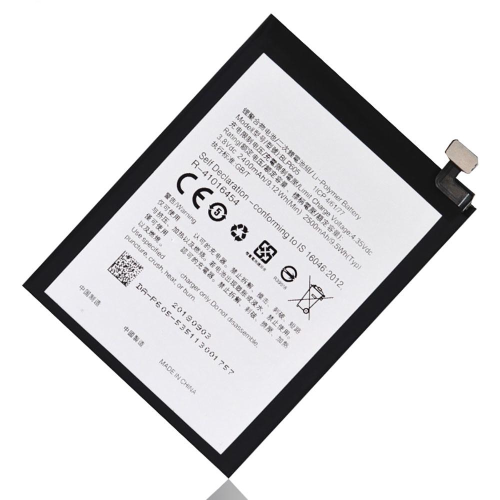 3.8V/4.35V Oppo BLP605 Akkus