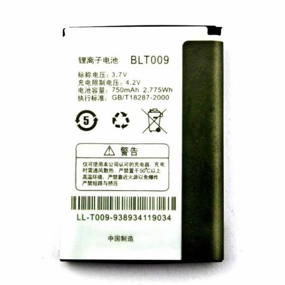 3.7V/4.2V Oppo BLT009 Akkus