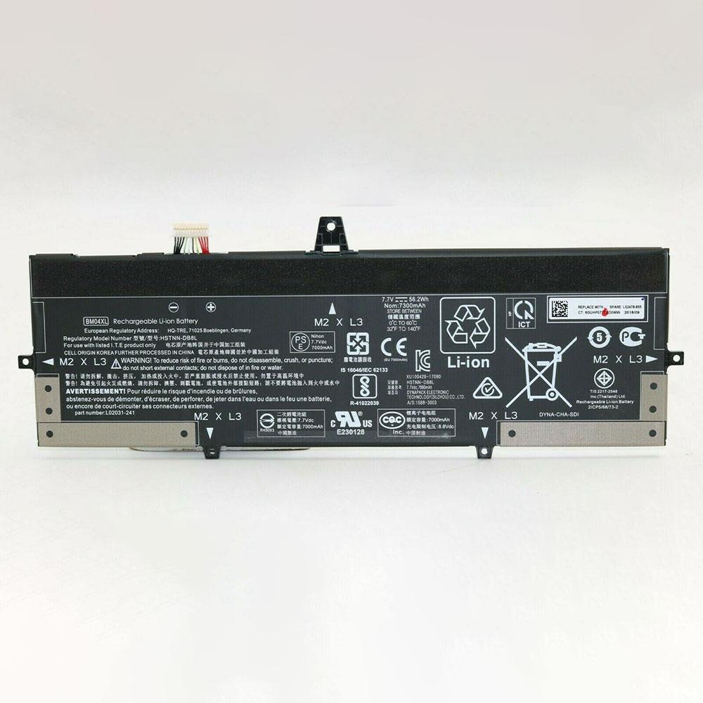 7.7V/8.8V HP BM04XL Akku