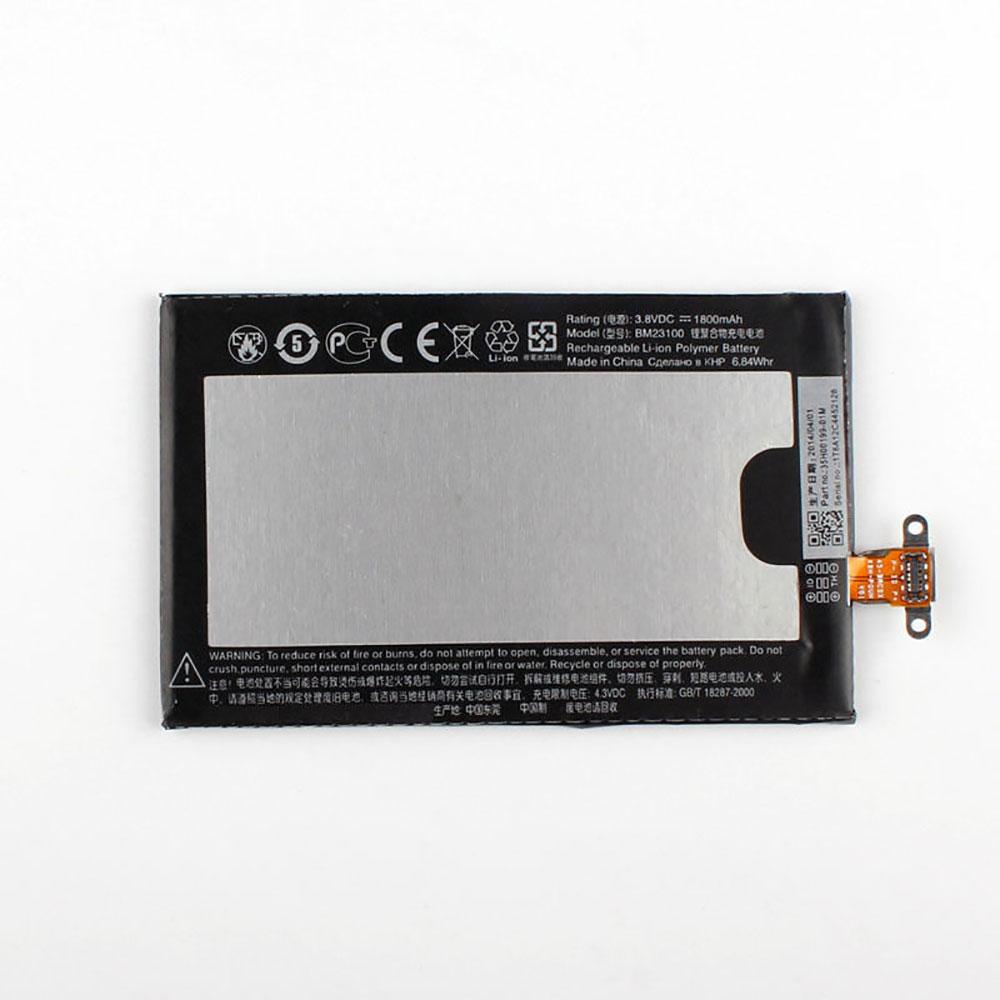 3.8V/4.3V HTC BM23100 Akkus