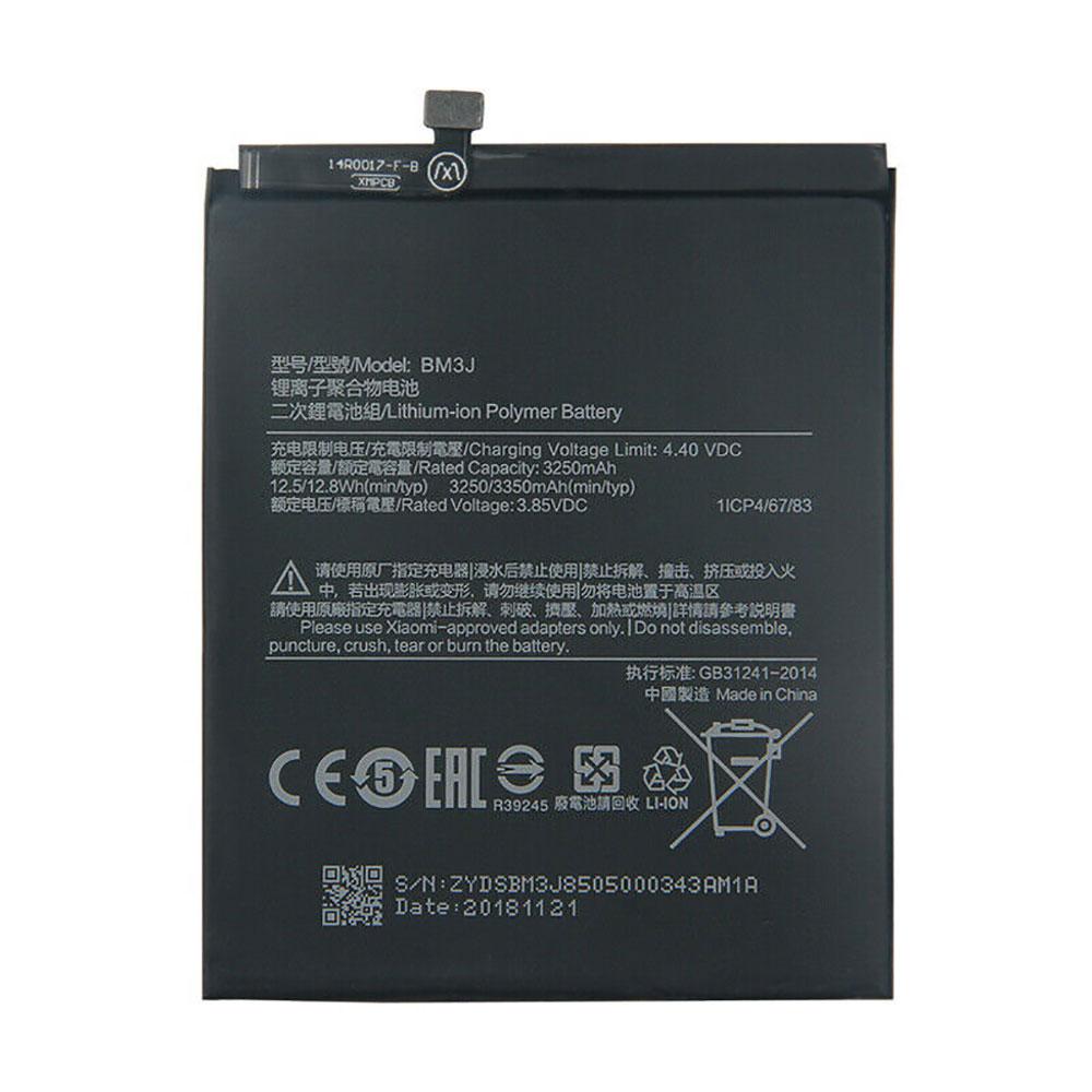 3.85V/4.4V Xiaomi BM3J Akkus