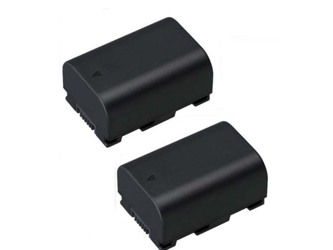 3.60V(compatible with 3.7Volt) JVC BN-VG107 Akkus