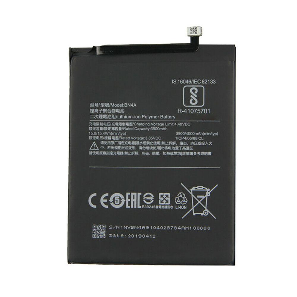 3.85V/4.4V Xiaomi BN4A Akkus