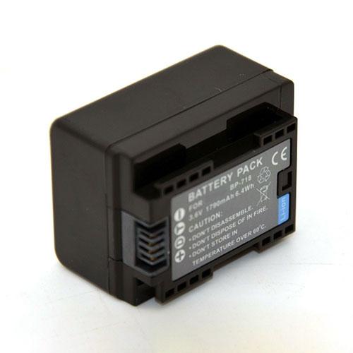 Canon VIXIA HF M50 M52 500 M56 M506HF R30 R30032 R36 R38 R306 Camcorder akku