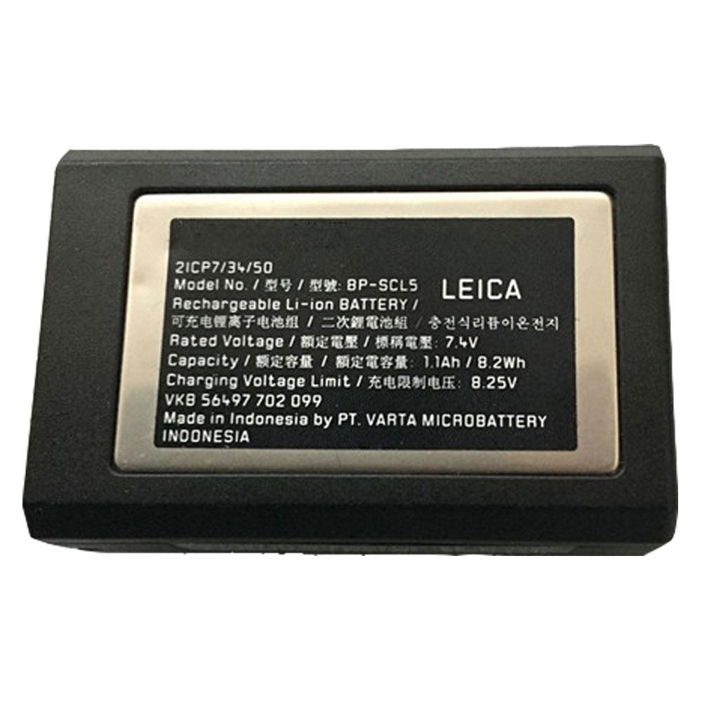 7.4V/8.25V Leica BP-SCL5 Akku