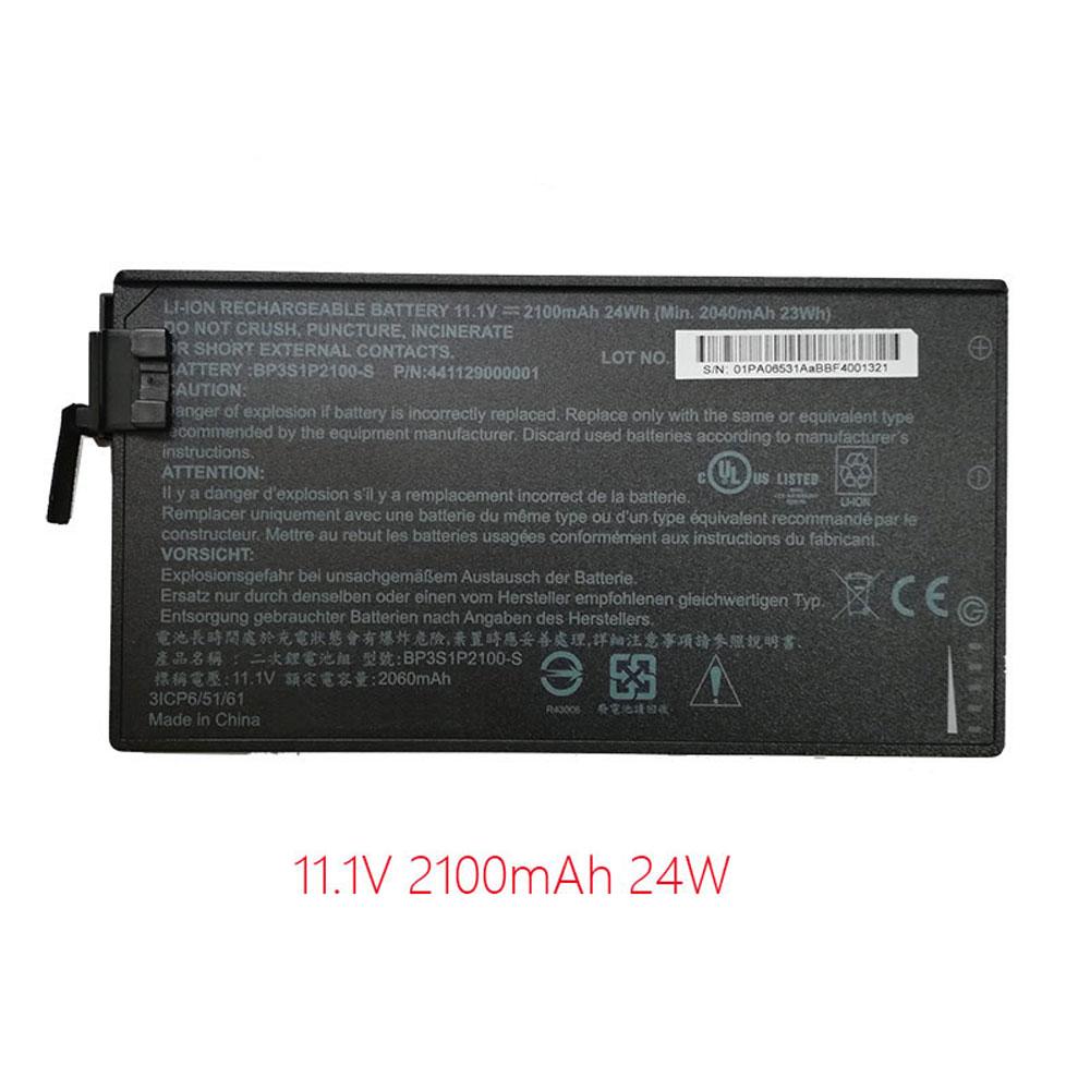 BP3S1P2100-S 24Wh/2100mAh 11.1V laptop akkus